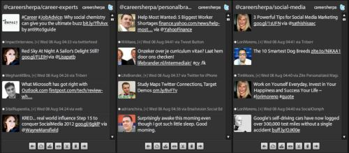 tweetdeck lists