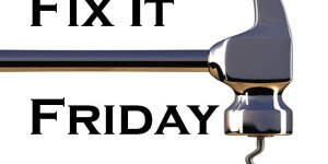 Fix It Friday! Present Yourself as Perfectly Qualified