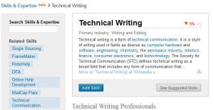 skills & expertise on LinkedIn