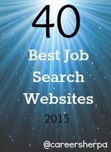 40 Best Job Search Websites 2015