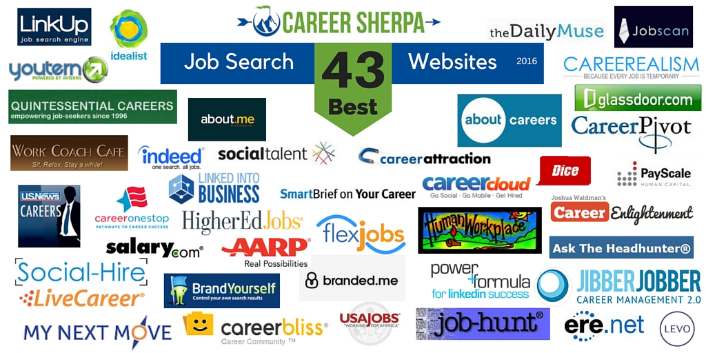 best online job search engines