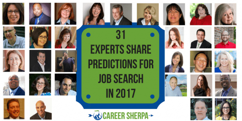 predictions for job search in 2017