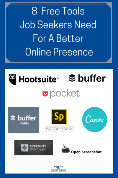 free tools for online presence