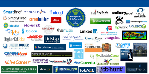50 Best Websites for Job Search 2017