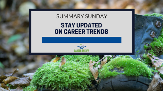 Stay Updated On Career Trends