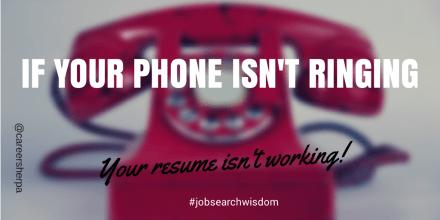 resume isn't working
