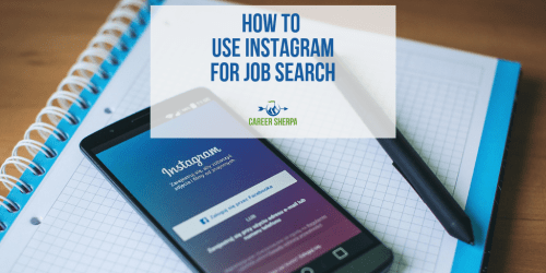 Instagram for Job Search