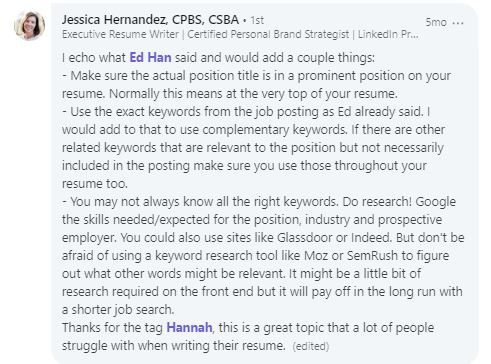 Jessica Hernandez quote