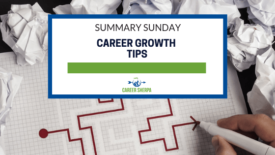 Career Growth Tips