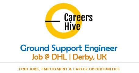 Ground Support Engineer Jobs in Derby   DHL Careers in UK