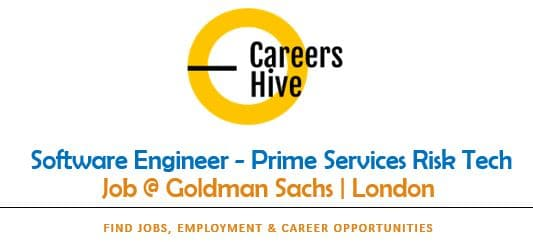 Software Engineer - Prime Services   Goldman Sachs Careers in London