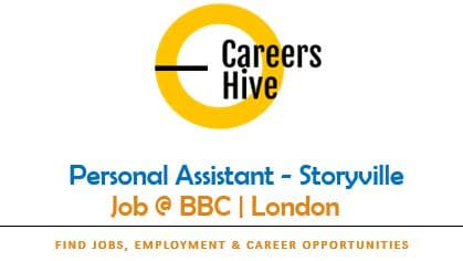 Personal Assistant - Storyville   BBC Jobs in London