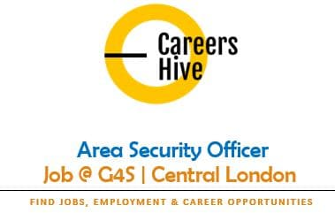 Area Security Officer Jobs in Central London | G4S Careers