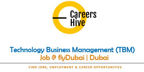Technology Business Mgmt (TBM)   Emirates Group Jobs in UAE 2021