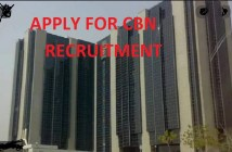 CBN RECRUITMENT