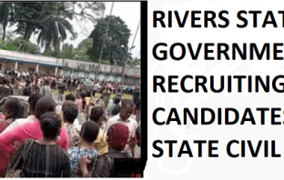 Rivers State Government Recruitment