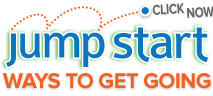 Jump Start - Ways To Get Going - Click Now
