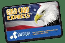 Veterans' Gold Card
