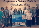Professional Career Network – Class of March 2017 – Ready to Rock!