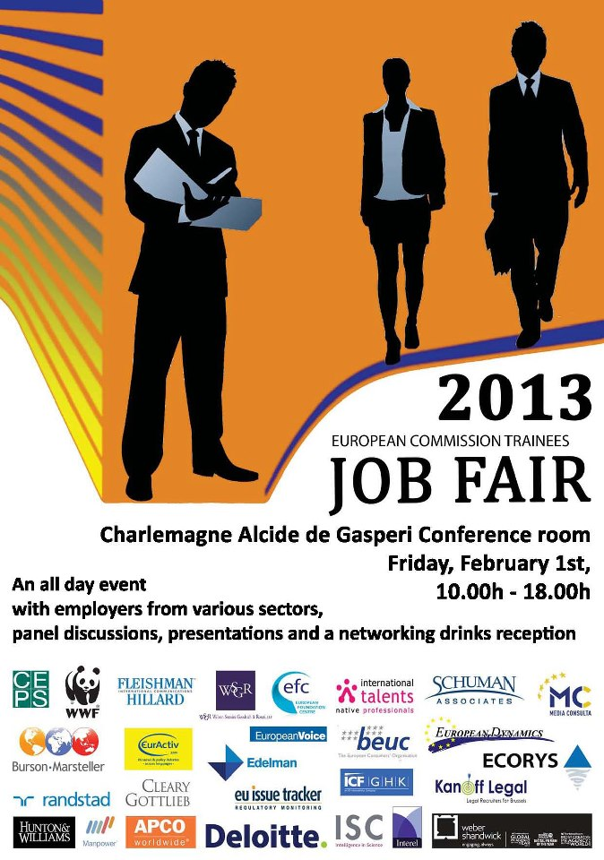 Job Fair Careers Subcommittee
