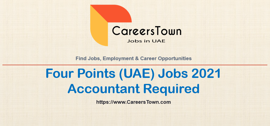 Accountant Jobs in Sharjah | Four Points Careers