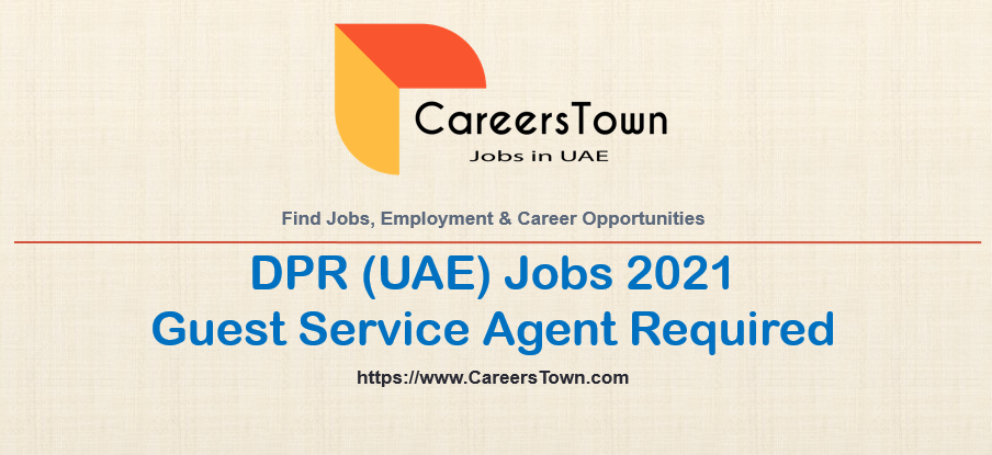Guest Service Agent Jobs - UAE   Dubai Parks and Resorts Careers