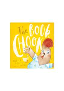 The Book Chook hi res front cover
