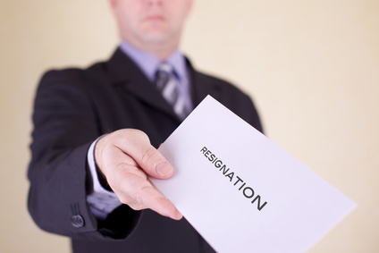 How to Write a Professional Resignation Letter: The Basics – Career ...