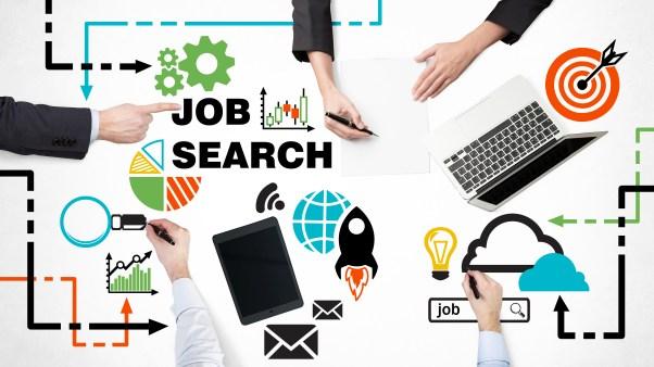 New Job Search