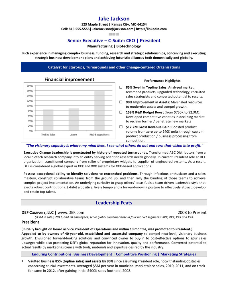 How To Write Executive Resumes Gse Bookbinder Co   How To Write An Executive  Resume  How To Write An Executive Resume
