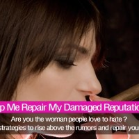 Help Me Repair My Bad Reputation | Career Advice for Women