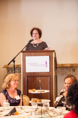 Sheri Cole, Executive Director of Career Wardrobe