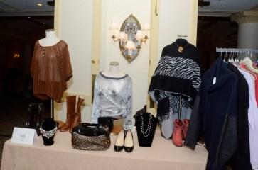 The Wardrobe Boutique shows their wares