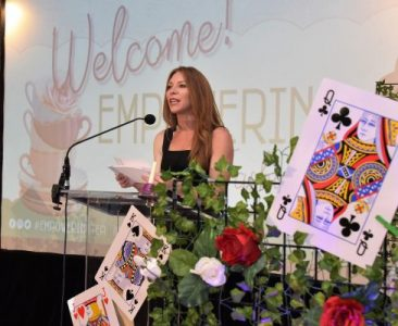 Kristin Detterline Speaking