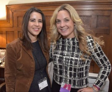 Michelle Garrity & Jennifer Heller