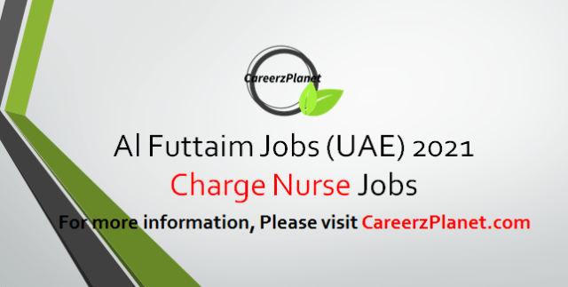 Charge Nurse Jobs in UAE 03 Apr 2021