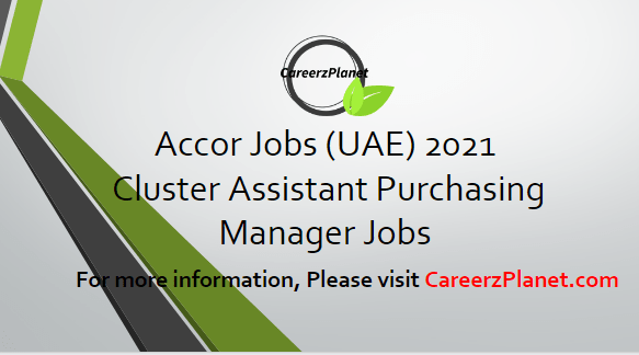 Purchasing Manager  Jobs in UAE 08 Apr 2021
