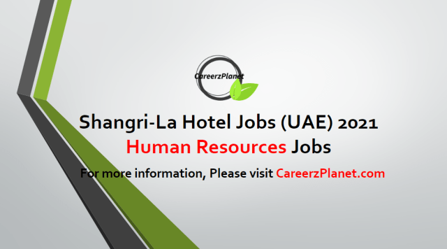 Human Resources (First Aider) Jobs in UAE 21 Apr 2021