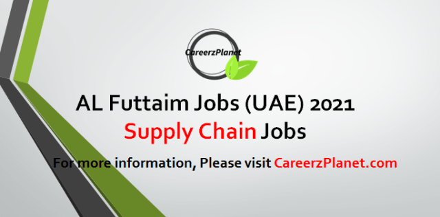 Suppy Chain Jobs in UAE 21 Apr 2021