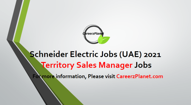 Territory Sales Manager Jobs in UAE 24 Apr 2021