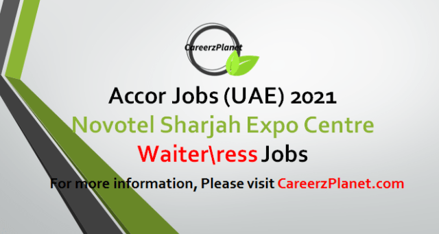 Waiter\ress Jobs in UAE 05 May 2021