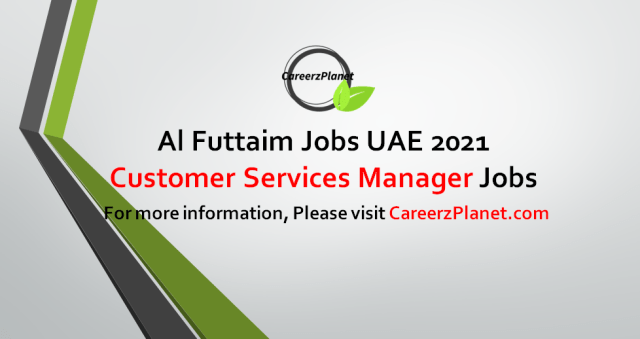 Customer Services Manager - Subscription | Automotive Jobs in UAE 15 Sep 2021