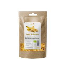 chips de plátano ecológico