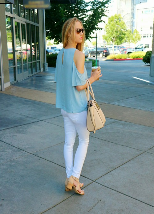 Draped Sleeve