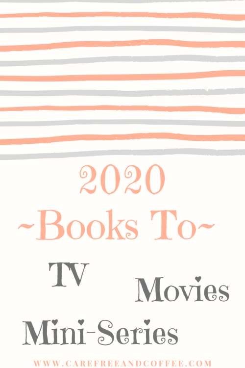 Books To movies tv mini-series