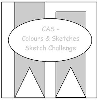 CAS Colours & Sketches Challenge #22