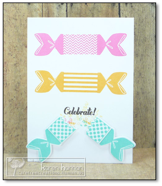 by karen @ carefree creations - Party Poppers