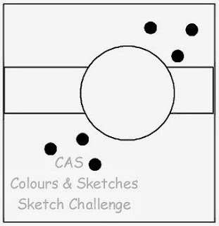 CAS Colours & Sketches Challenge #51