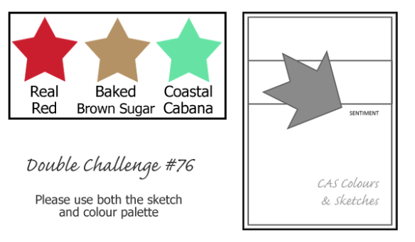 CAS Colours & Sketches Challenge #76