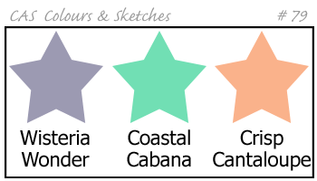 CAS Colours & Sketches Challenge #79